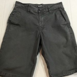 Vans Off the Wall Men's Gray Shorts Size 28